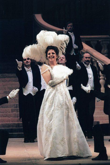 antoniabrown Die lustige Witwe, Teatro Verdi, Trieste