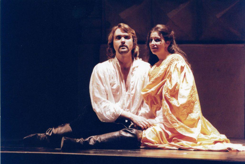 antoniabrown Romeo et Juliette, Teatro Massimo. Palermo