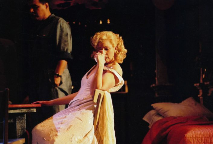 antoniabrown A Streetcar Named Desire, Theater St. Gallen. 2002 2