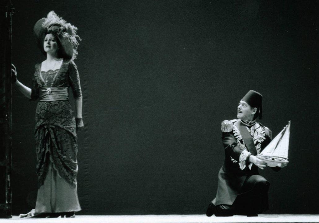 antoniabrown Entführung aus dem Serail, Theater St