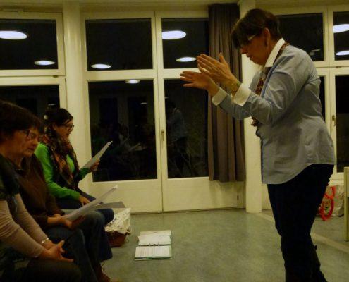 antoniabrown voxbox rehearsal